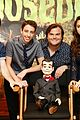 goosebumps cast la photo call slappy 02