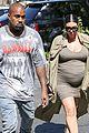 kim kardashian pregnant kanye west movies 01
