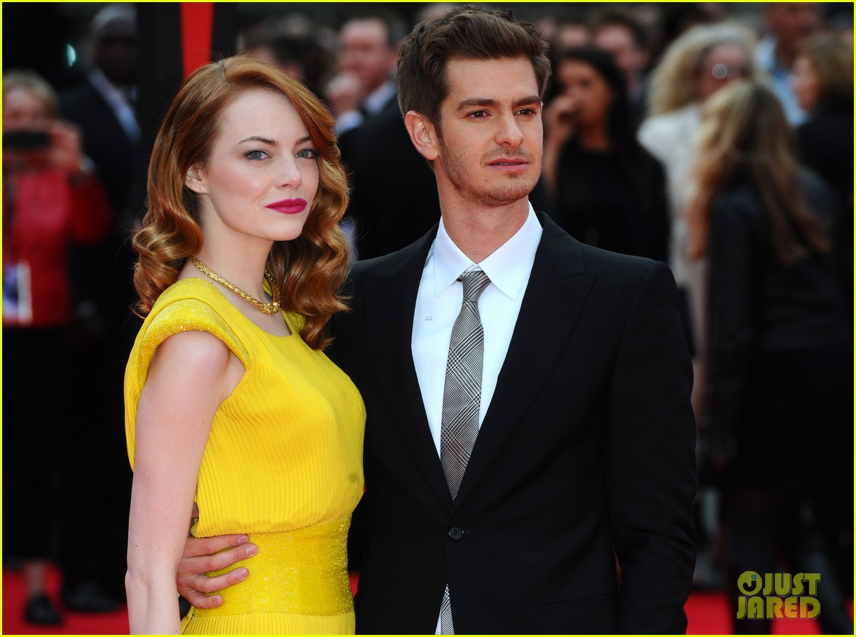 Emma Stone & Andrew Garfield Split After 3 Years of Dating ... Emma Stone Dating