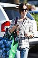 lily collins grabs groceries and her cleaners 07