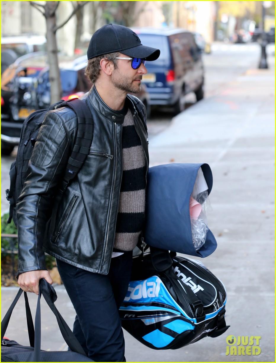 Bradley Cooper Visits Irina Shayk's Apartment After Attending Adele ... Bradley Cooper