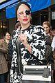 lady gaga new york city one lens glasses 06