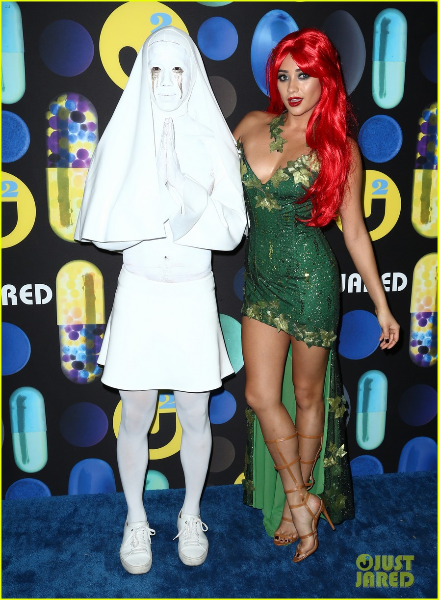 Just Jared's Halloween Party 2015: 'JJ Psych Ward' - RECAP!: Photo ...