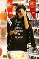 kylie jenner supermarket after tyga split reports 15