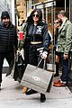 kylie kendall jenner shopping uggz nyc 04