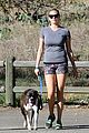kate upton goes for a hike with dog and friend 07