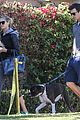 kate upton goes for a hike with dog and friend 23