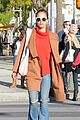 jessica alba goes shopping in coat 10