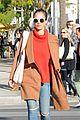 jessica alba goes shopping in coat 11