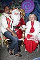 emmy rossum pharrell feed homeless christmas eve 70