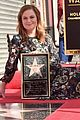 amy poehler receives her star on hollywood walk of fame 04