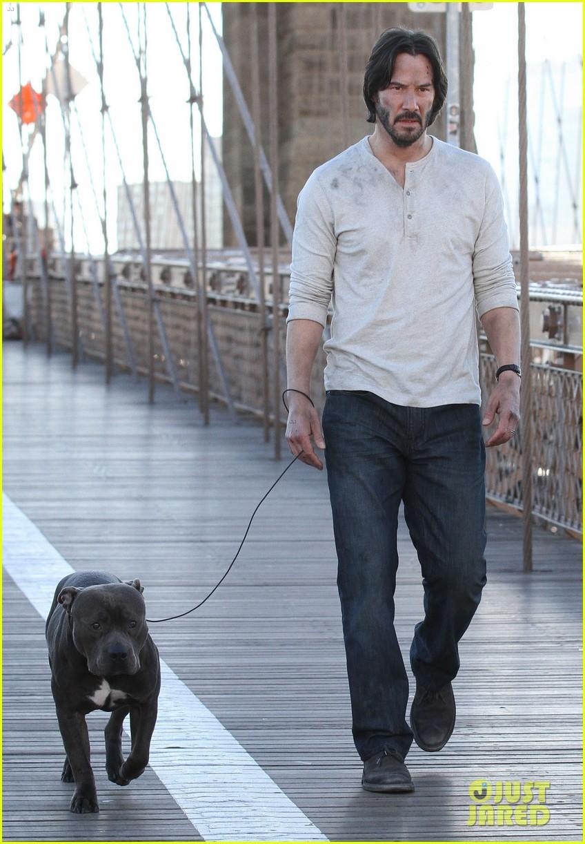Keanu Reeves John Wick 2 Will Feature A Matrix Reunion Photo