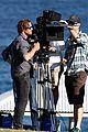 simon baker filming bondi beach sydney 45