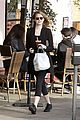 emma stone steps out for casual bite to eat in santa monica 03