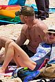 naomi watts liev schreiber christmas weekend beach 04