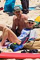 naomi watts liev schreiber christmas weekend beach 14