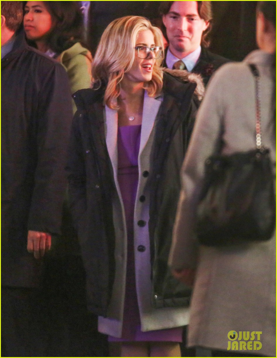 Emily Bett Rickards\' Character Felicity Will Not Become Oracle on ...