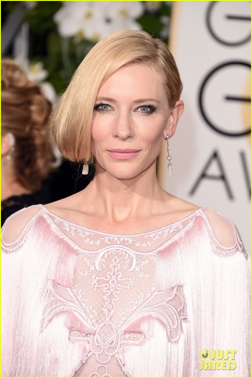 Cate Blanchett Is Gorgeous in Givenchy at Golden Globes ... Cate Blanchett 2016