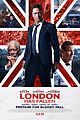 gerard butler gets into action on london has fallen poster.