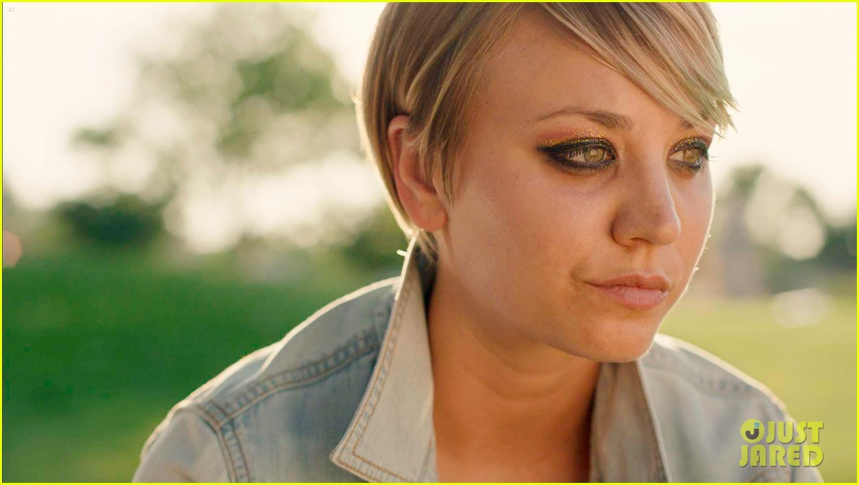 kaley cuoco burning bodhi poster exclusive 023550695