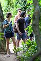 kit harington plays tourist in brazil rain forest 50
