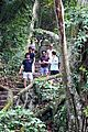 kit harington plays tourist in brazil rain forest 54