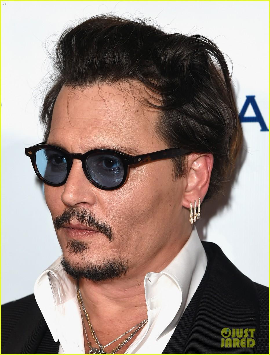 Johnny Depp & Ambe...