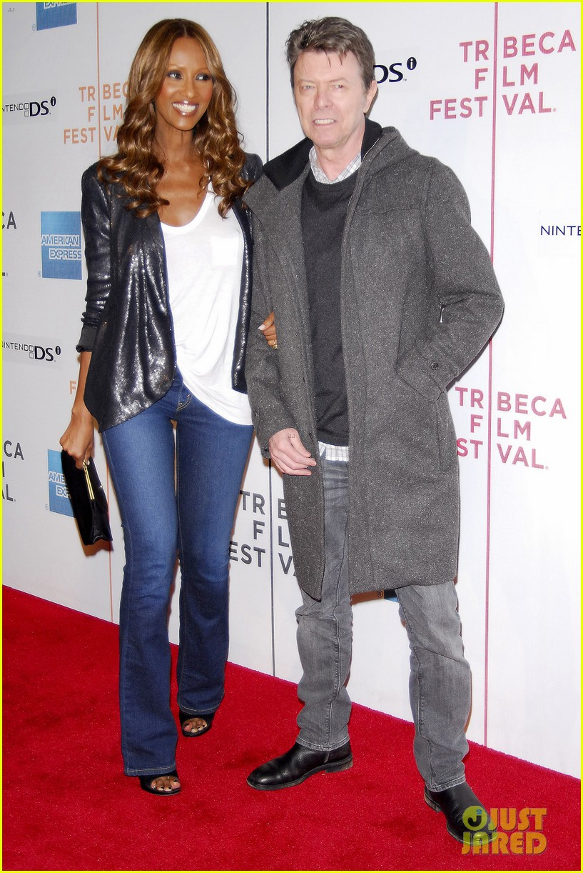 david bowie 39 s wife iman shared emotional quotes before his