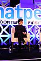 kris jenner sits on napte panel 07
