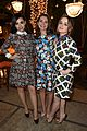 maia mitchell sofia carson laura marano jjj star darlings dinner 35