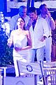 simon cowell lauren silverman kiss 2015 new years eve 17