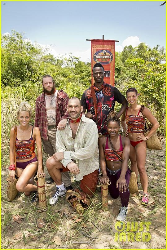 survivor samoa meet the cast of dance