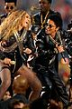 beyonce almost falls during super bowl performance 23