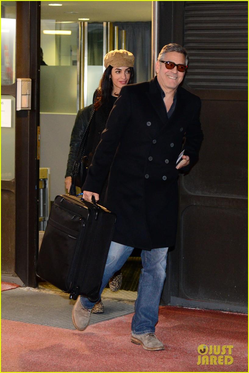 George Clooney & Amal arrive in Berlin 10.02.2016 George-clooney-amal-arrive-berlin-film-festival-23