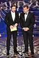 nice guys ryan gosling russell crowe present at oscars 2016 watch here 05