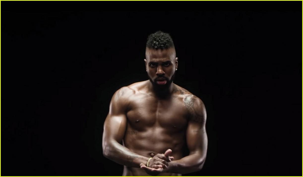 Jason Derulo, K. Michelle get Naked in new video