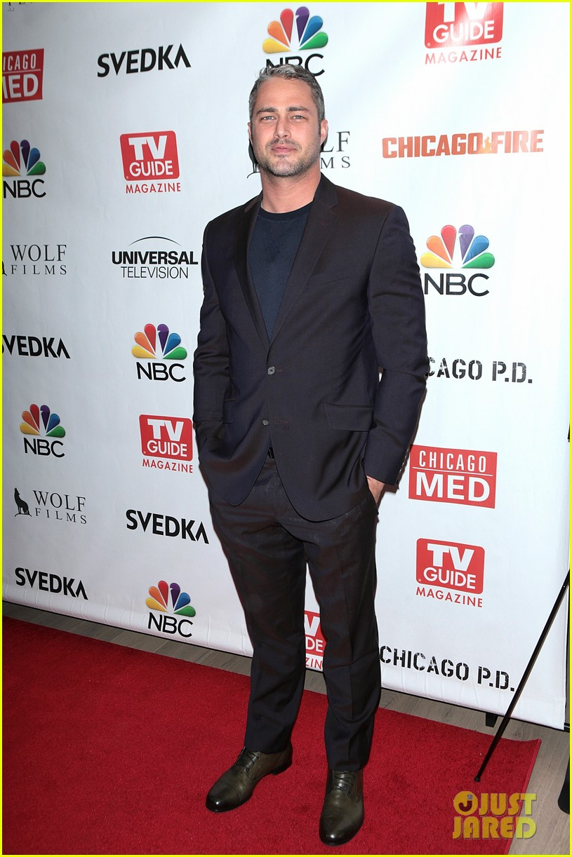 Taylor Kinney just jared