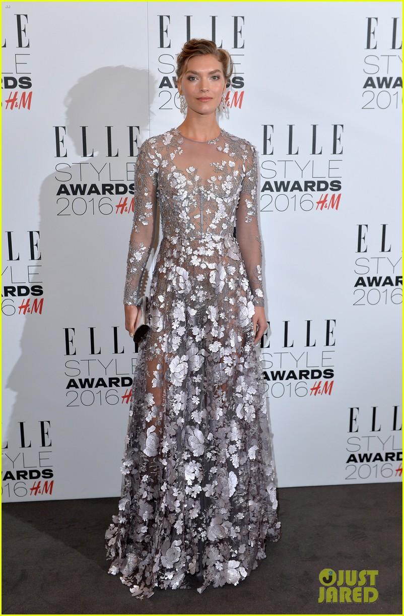 karlie kloss lana del rey win big at elle style awards 043586759