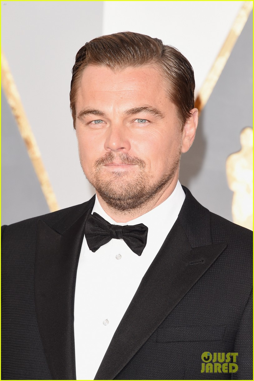 Leonardo DiCaprio & Kate Winslet Reunite at Oscars 2016 (Photos) Leonardo Dicaprio