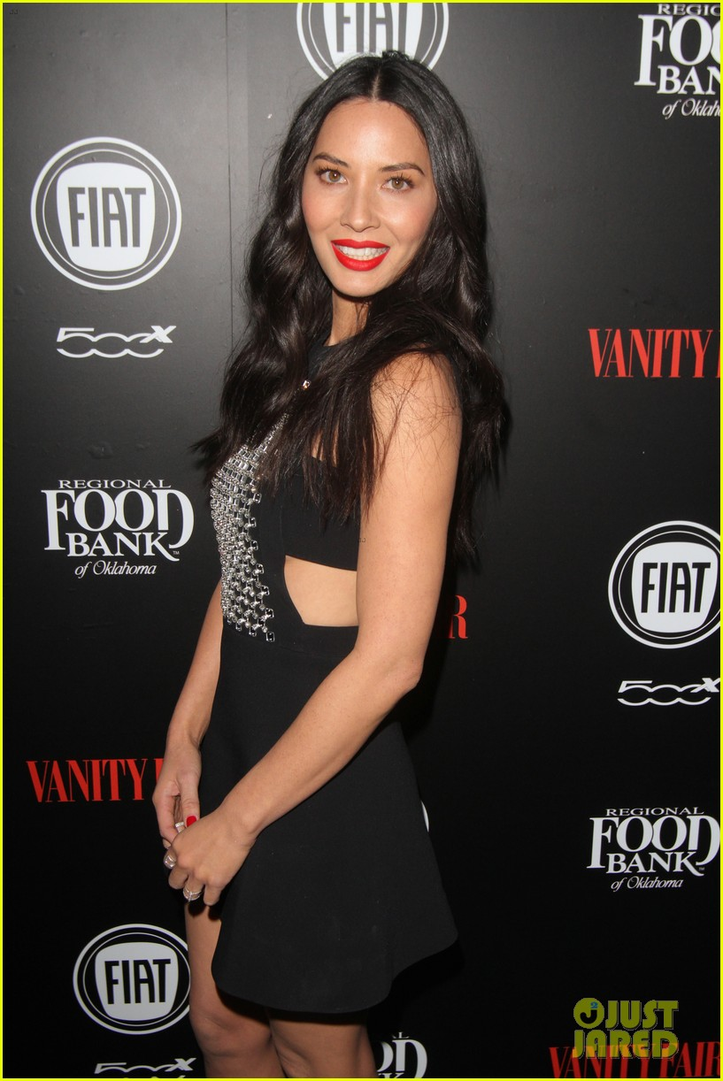 olivia munn hosts vanity fairs star studded young hollywood party 093587234