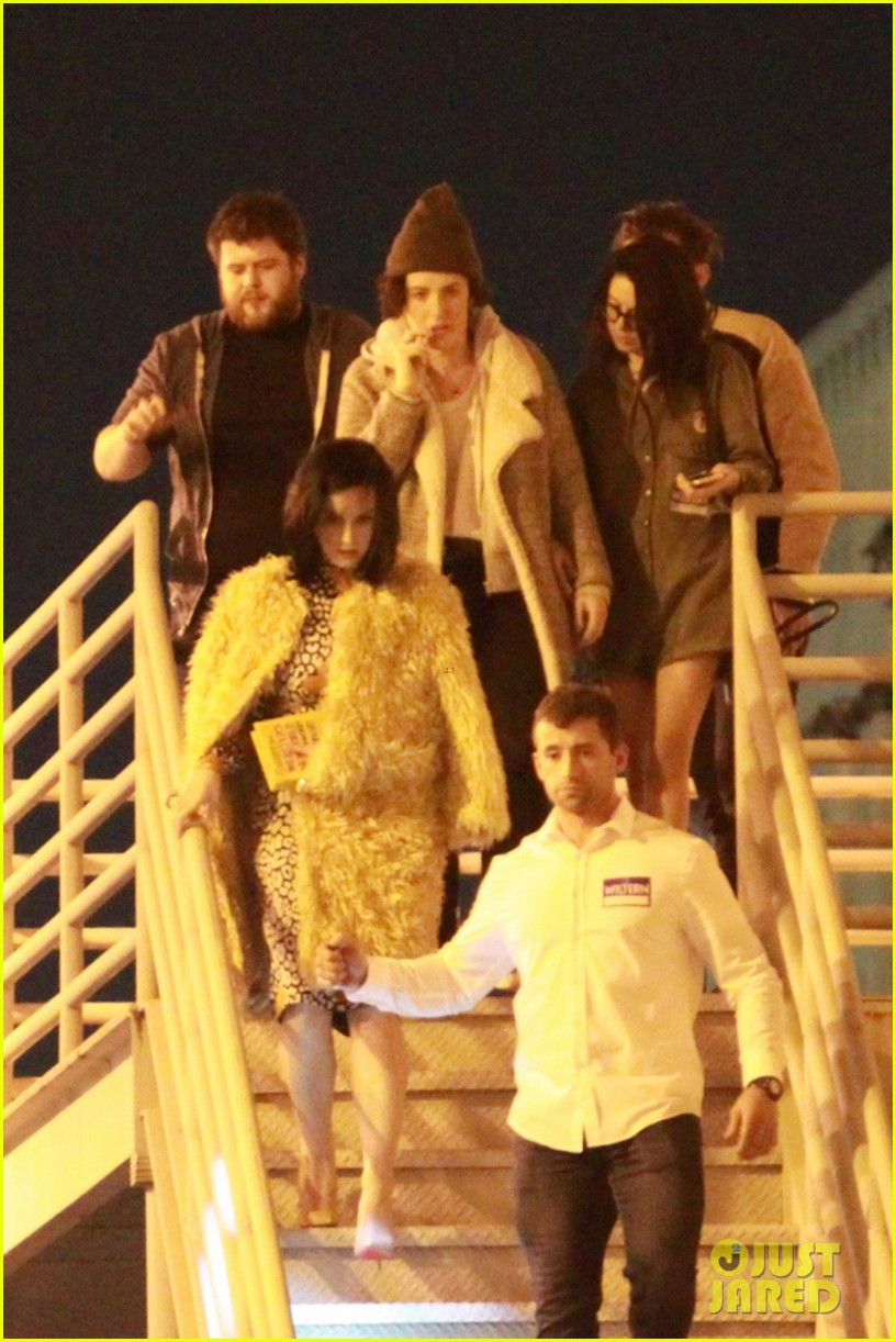 katy perry and orlando bloom couple up at adele concert 163576581