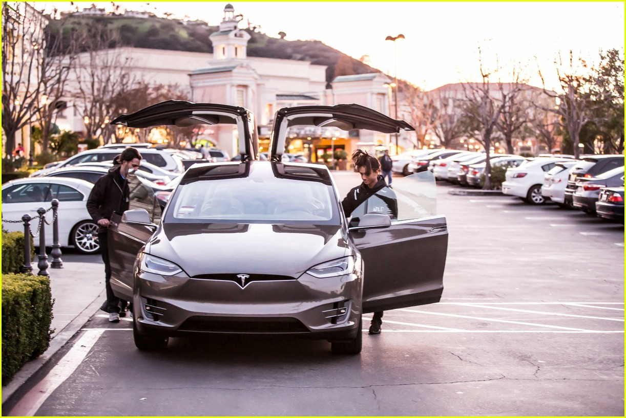 Will Smith Cars: Jaden Smith Buys Tesla Model X, A Car Not Yet On The