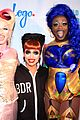 nico tortorella younger co stars celebrate rupauls drag race season 8 premiere 17