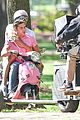 zac efron the rock film baywatch on a scooter 26
