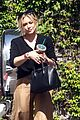 hilary duff son luca takes the fire truck around the neighborhood 08