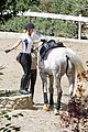iggy azalea rides horses after cheating scandal 01