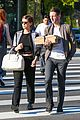 kate mara jamie bell couple up for afternoon errands 33