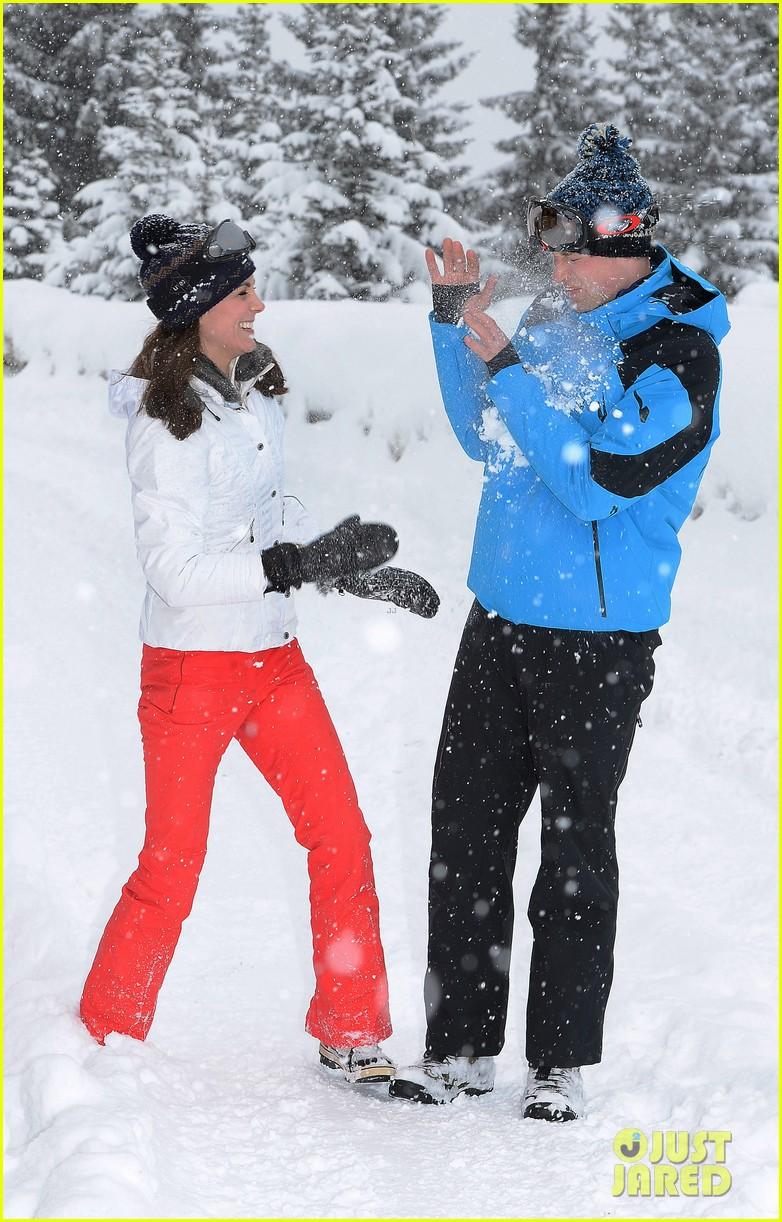 prince william kate middleton family ski trip george charlotte 033599426