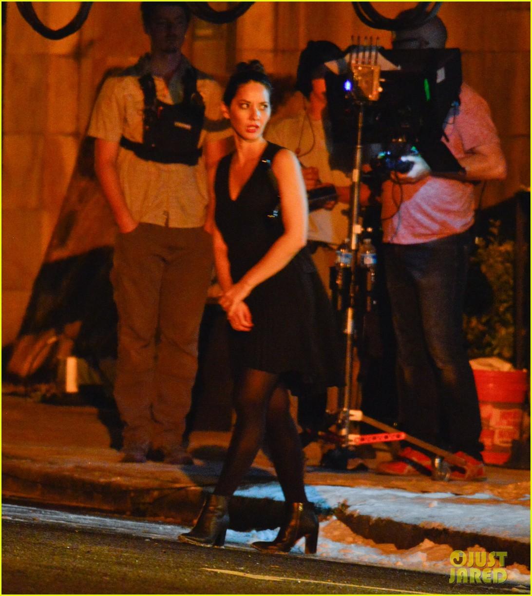 Jennifer Aniston & Olivia Munn Start Work on \'Office Christmas Party ...