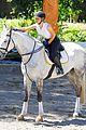 iggy azalea rides horse after team video 07